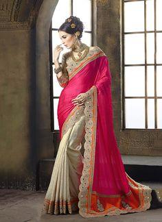 Link: http://www.areedahfashion.com/sarees&catalogs=ed-3714 Price range INR 7,761 Shipped worldwide within 7 days. Lowest price guaranteed.