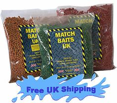 Carp Baits Dynamite Baits, Carp Fishing Bait, The Bait, Tiny Food, Deep Red Color, Menu Items, Big Fish