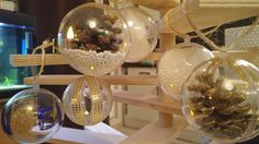 Boules de Noel - Facile à faire - Creatish.fr