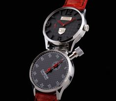 RS CL including Rally Pack on Red Leather strap Watch Blog, Watch Model, Red Leather, Watches For Men, Rally, Mens Fashion, Cool Stuff, Unique, Cl