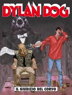 Dylan Dog Letti di Recente: Vol. 1 (Baloon Central: Episode 01)