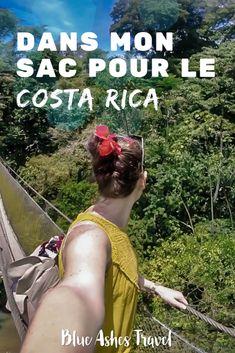 Pin Dans mon sac pour le Costa Rica Costa Rica Travel, Voyage Costa Rica, Costa Rica Pacific Coast, Rando Velo, Santa Teresa Costa Rica, Travel Photographie, Blue Ash, Best Beaches To Visit, Quepos