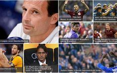 Rassegna Stampa 16 Settembre: Juventus-Malmoe, Hellas-Palermo e tutto il meglio della Serie A