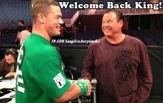 John Cena & Jerry Lawler