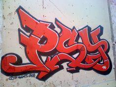 27 sept 2009 - Rue Charles Graindorge - Bagnolet : Met du rouge, il faut k'ça bouge!!! | psyckoze