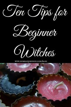 Here are ten tips fo Here are ten tips for beginner witches. These are the kind of tips that I wish I knew about ten years ago when I first started my witchcraft journey. Share your tips for beginner witches here too. Wicca For Beginners, Witchcraft For Beginners, Green Witchcraft, Wiccan Witch, Witchcraft Books, Witch Herbs, Wiccan Crafts, Wiccan Decor, Baby Witch
