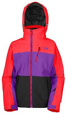 This ski jacket. North Face. Only $199!