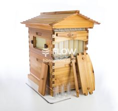Beehive with no maintenance. Just let the honey flow into jars! $670