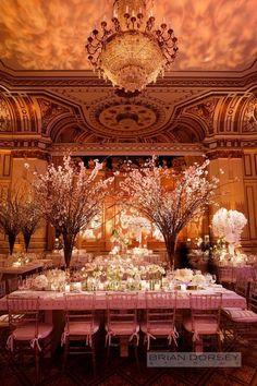 Luxurious New York Wedding at The Plaza Hotel - MODwedding