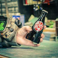 Nuka Cola Rocket Bottle [Fallout 4]
