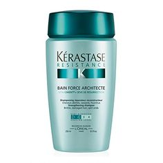 Kerastase Resistance Bain Force Architecte Reconstructing Shampoo 85 Ounce >>> Details can be found by clicking on the image.
