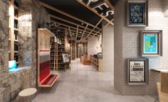 Library Project By Metropolis
