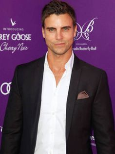 10 Guys Who Should Play Christian Grey: Colin Egglesfield #fiftyshades YESSSS i have said this since day 1!!!