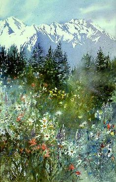 Nita Engle WATERCOLOR