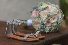 beach weddings shoes <3 Fresh and chic