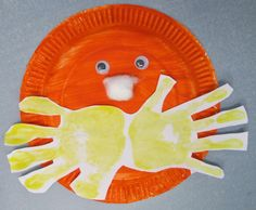Paper plate Lorax craft. Love, Laughter and Learning in Prep!