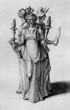 The Secret History of the Triple Goddess, Part 3: Will the real Triple Goddess…