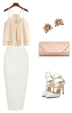 """""""Marriage👰🏼"""" by diamond3311 on Polyvore featuring Rick Owens, Dorothy Perkins e Les Néréides"""