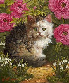 Yana Movchan | Kitty