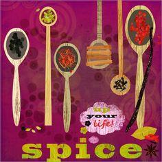 Elisandra - spice