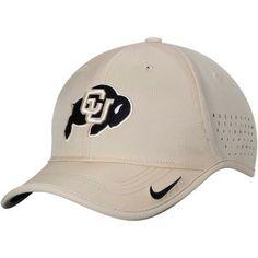 Colorado Buffaloes Nike Youth Sideline Coaches Performance Adjustable Hat - Gold