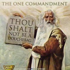 THE commandment