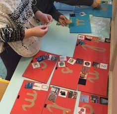 Grande Section, Sons, Alphabet, Language, Math, Games, School, Blog, Inspiration