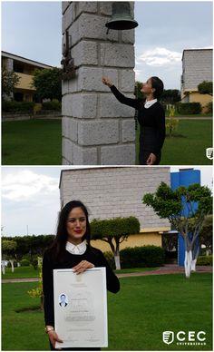 ¡Muchas felicidades! Psicóloga Dulce Olvera Centeno