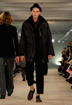 Oliver Spencer Fall/Winter 2016/17 - London Collections: MEN - Male Fashion Trends