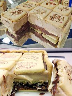 Torta de Biscoito Passatempo – Caderno de Receitas