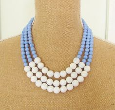 Color Block Necklace $68.00