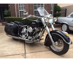 1999 Indian Vintage Chief is a 1999 Indian Motorcycle in Katy TX