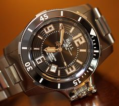 Ball Engineer Hydrocarbon Ceramic XV - Follow the link for a review and lots more photographs