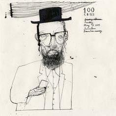 forma es vacío, vacío es forma: David Hughes ( II ) - ilustración