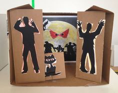 WORKSHOP: Make a Box of Make Believe Workshop Ages: 4-7, & 8-12 Years. Saturday 10th October.