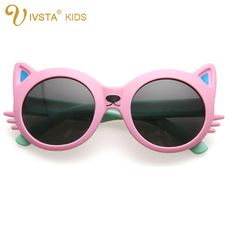 #aliexpress, #fashion, #outfit, #apparel, #shoes IVSTA, #823, #Flexible, #TR90, #Plastic, #Titanium, #Cat, #Eye, #Sunglasses, #Girls, #Polarized, #Lenses, #Kids, #Sun, #Glasses, #Children, #<font><b>Summer</b></font>, #Round, #child http://s.click.aliexpress.com/e/mQ3Rv37m6