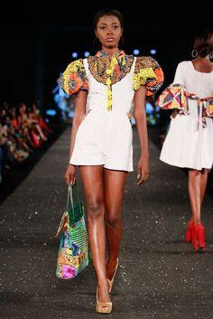 ARISE FASHION WEEK 2012 : KIKI CLOTHING | CIAAFRIQUE ™ | AFRICAN FASHION-BEAUTY-STYLE