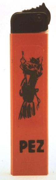 Rare 1956 Witch PEZ