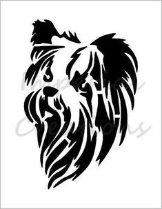 Yorkshire Terrier Head Car Sticker Products Yorkshire - Yorkshire Terrier Head Car Sticker Tame And Lovely Lion Animal Head Motorcycle Stickers And Decals Vinyl Material Die Cut Car Body Decorative Stickers And Decals Glass Engraving Car Stickers Car Dec Yorkies, Yorkie Dogs, Pet Dogs, Yorkshire Terrier Dog, Perros Golden Retriever, Dibujos Pin Up, Image Svg, Bulldog Breeds, Animal Silhouette