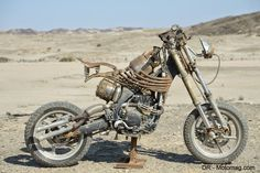 RocketGarage Cafe Racer: Mad Max Fury Road - Bike