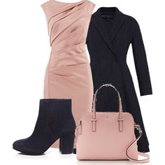 Suede Boots by malathik on Polyvore featuring moda, Untold, Giambattista Valli, Ash and Kate Spade