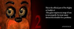 Five Nights at Freddys 2 is an Action game for android Download latest version of Five Nights at Freddys 2 Apk + MOD [Unlocked] 1.07 for Android from apkonehack with direct link Five Nights at Freddys 2 Apk Description Version: 1.07 Package:...