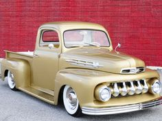 Shannon's relationship with her 1952 Ford F-1 hasn't been about the journey to find the perfect truck, but the connection she's had with it over the years.