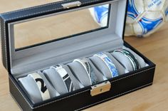 Handspiel! – Armbands upcycled from worldcup match balls by Handspiel! — Kickstarter