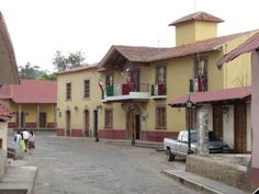 Huasca, Hidalgo