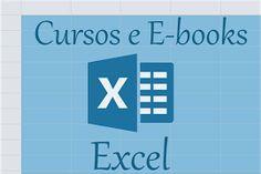 Cursos sobre Planilhas e Excel de autores externos. Confira as propostas de cada um dos cursos.