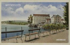 old photos of karlovac, croatia | Old postcards and photos of Croatia / Stare razglednice i fotografije ...