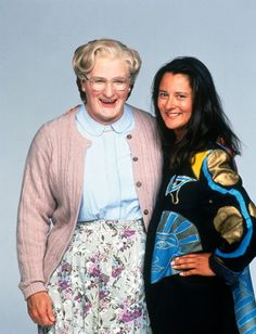 Robin Williams Most Iconic Movies Costumes Photos