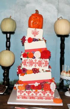 Topsy Turvy Wedge Cake Tutorial