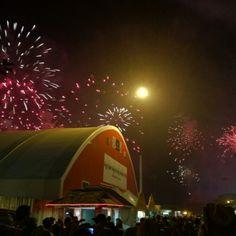Calgary stampede #fireworks
